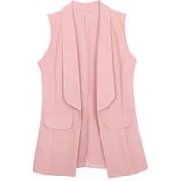 Áo khoác vest blazer nữ form dài sát nách ZENKO CS3 AO KHOAC NU 009 BP