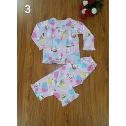 Bộ pijama cho bé 24-35kg mặc ngủ