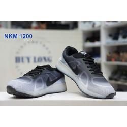 Giày NK Air Max xám