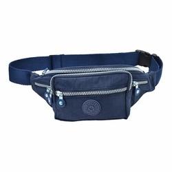 Túi Kipling đeo bụng nhiều ngăn tiện dụng màu xanh đen