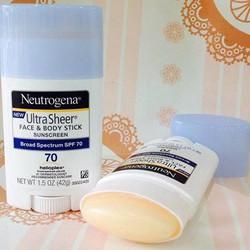 Sáp lăn chống nắng Neutrogena Ultra Sheer