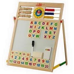 Bảng học đa năng 2 mặt cho bé