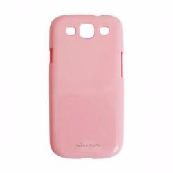 Ốp lưng Samsung Galaxy S3 hiệu Nillkin màu hồng đẹp