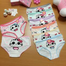 C1601 - Combo 5 quần lót nữ họa tiết Hello Kitty cực dễ thương