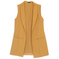 Áo khoác vest blazer nữ form dài sát nách ZENKO CS3 AO KHOAC NU 008 CA