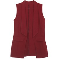 Áo khoác vest blazer nữ form dài sát nách ZENKO CS3 AO KHOAC NU 009 DR