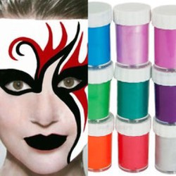 Màu Vẽ Da Face Body Painting Thailand 60ml
