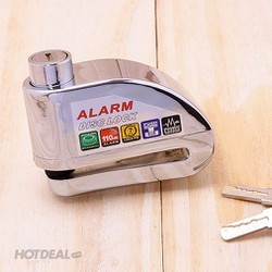 Khóa Đĩa Báo Động Chống Trộm Alarm