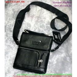 Túi đeo ipad MB khóa kéo đẳng cấp sang trọng TXTAB9