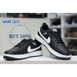 Giày NK Air da đen