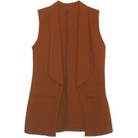 Áo khoác vest blazer nữ form dài sát nách ZENKO CS3 AO KHOAC NU 009 CA