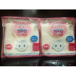 khăn xô trắng xuất Nhật