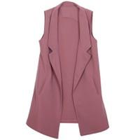 Áo khoác vest blazer nữ form dài sát nách ZENKO CS3 AO KHOAC NU 007 BP