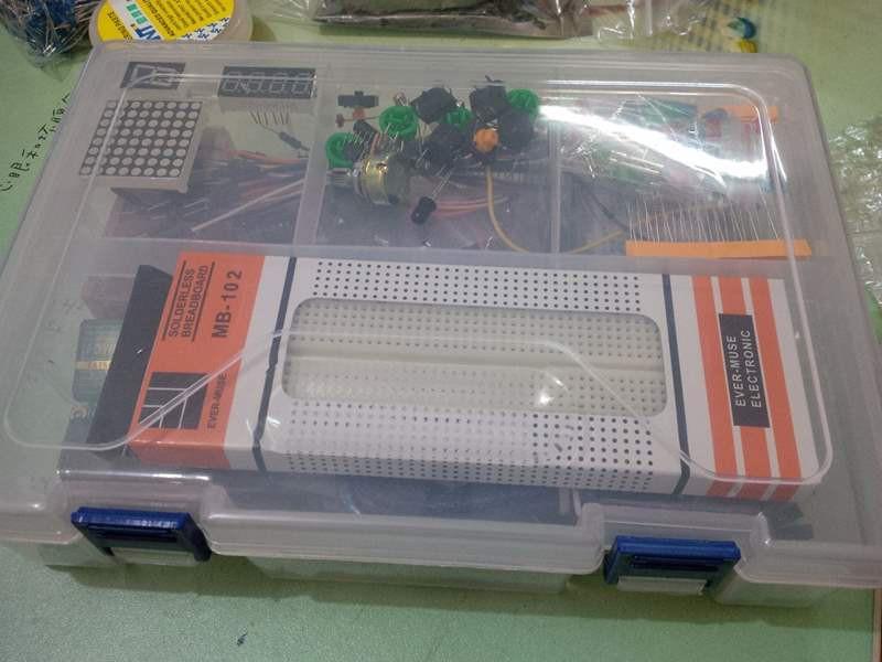 Bộ Kit arduino Starter cơ bản kèm file tài liệu học tập cơ bản 2