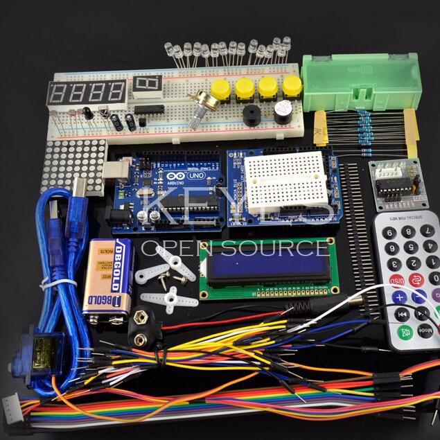 Bộ Kit arduino Starter cơ bản kèm file tài liệu học tập cơ bản 1