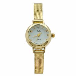 Đồng hồ TSG003 Chống thấm nước Vàng