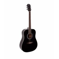 Acoustic guitar Aria AD-18BK màu đen