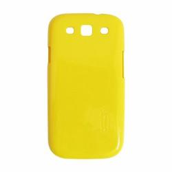 Ốp lưng Samsung Galaxy S3 hiệu Nillkin màu vàng đẹp