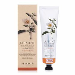 Kem dưỡng da tay từ hoa nhài Beauskin Jasmine Shea Butter Hand Cream
