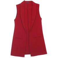 Áo khoác vest blazer nữ form dài sát nách ZENKO CS3 AO KHOAC NU 008 DR