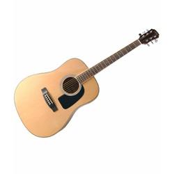 Acoustic guitar ARIA AD-18N màu gỗ