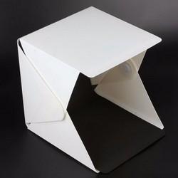 Hộp sáng chụp sản phẩm Studio Box Light 40x40cm 35LED