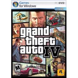 Đĩa game Grand Theft Auto IV PC trọn bộ 7đĩa