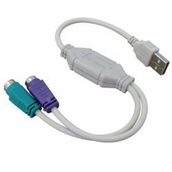 Cable chuyển USB sang PS2 - TMARK