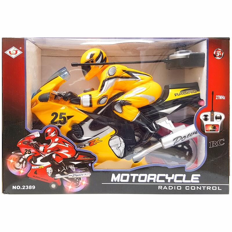 Xe mô tô điều khiển từ xa 2389 2