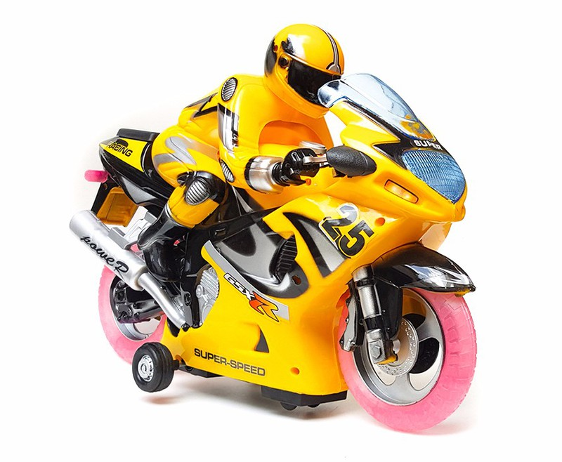 Xe mô tô điều khiển từ xa 2389 4