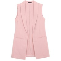 Áo khoác vest blazer nữ form dài sát nách ZENKO CS3 AO KHOAC NU 008 BP