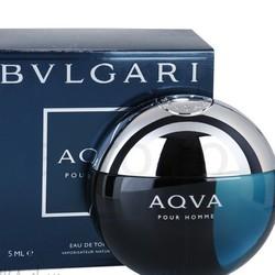 Nước hoa BV LGARI AQVA 5ml