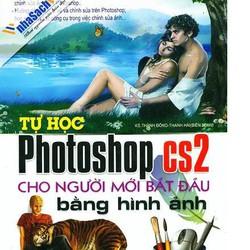 Sách- Tự học photoshop Cs2 cho người mới bắt đầu