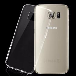 Ốp lưng nhựa dẻo Samsung-Galaxy S6 Edge trong suốt