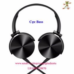 Tai nghe  XB450AP cực bass