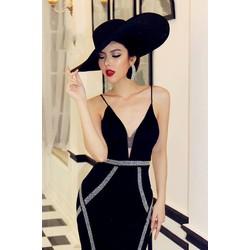 Đầm đẹp dự tiệc cướithiết kế ôm body tinh tế quý phái M31060
