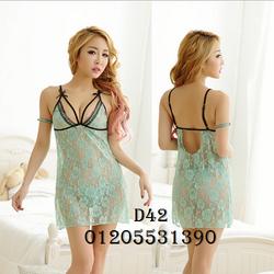 [Xả Kho] Đầm Ngủ Sexy Korea D42