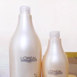 COMBO 3 sản phẩm LOREAL chăm sóc tóc hư tổn