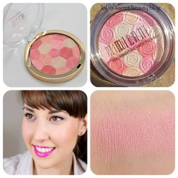 Phấn má hồng Milani Illuminating Face Powder