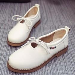 Giày Oxford nữ dây buộc thời trang - LN730