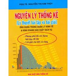 Nguyên lý thống kê lý thuyết và bài tập