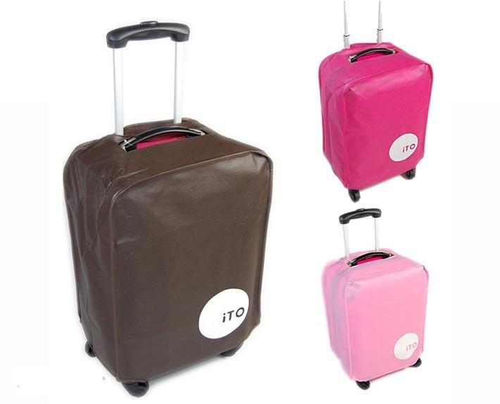 combo 2 túi bọc vali chống trầy chống bụi 20 inch 2