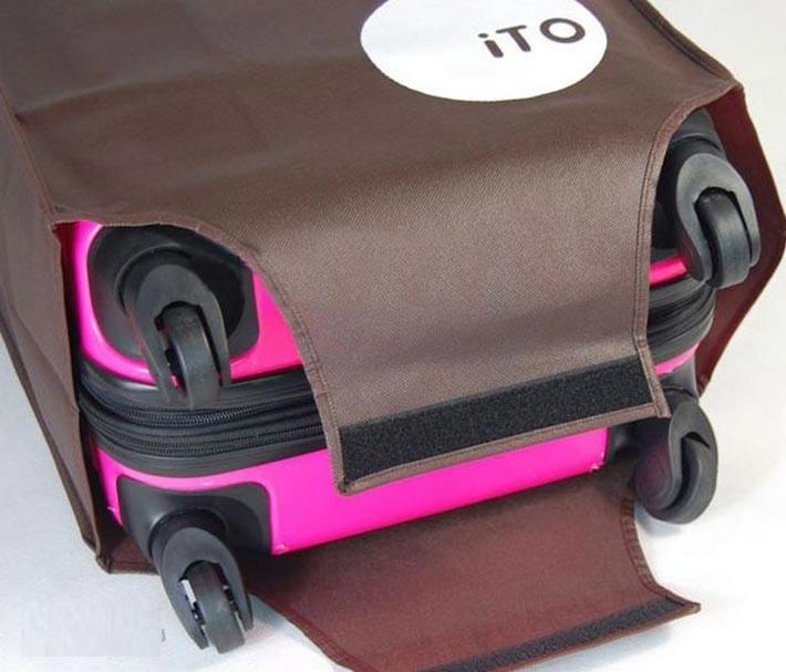 combo 2 túi bọc vali chống trầy chống bụi 20 inch 3