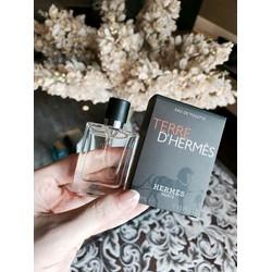 Nước hoa Nam Terre D Hermes mini