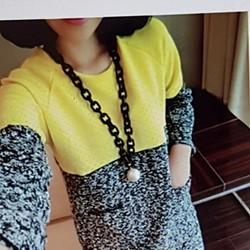 Áo len nữ mùa thu ấm áp, kiểu dáng cá tính phong cách.