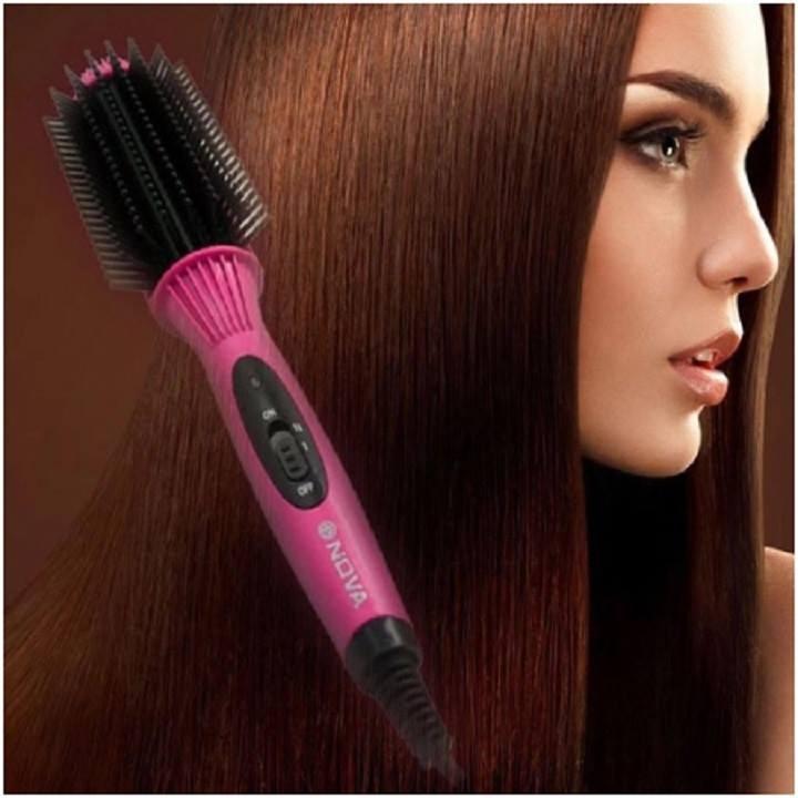 Lược điện uốn tóc Nova NHC-8810 4