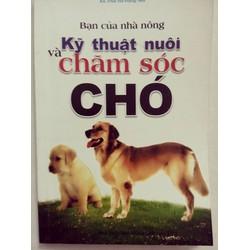 Sách- Kỹ thuật nuôi và chăm sóc chó