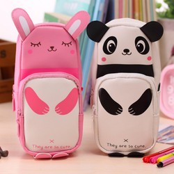 Hộp Bút DâyKéo Panda
