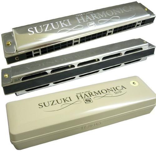 Kèn harmonica tremolo su24c