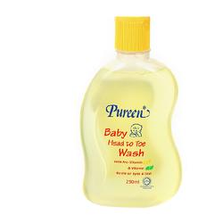 Sữa tắm Pureen dành cho trẻ sơ sinh trẻ nhỏ